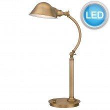 Elstead - Quoizel - Thompson - QZ-THOMPSON-TLAB Table Lamp