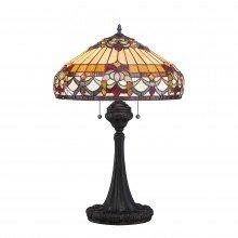Elstead - Quoizel - Belle Fleur QZ-BELLE-FLEUR-TL Table Lamp