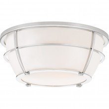 Elstead - Quoizel - Chance QZ-CHANCE-F-PC Flush Light