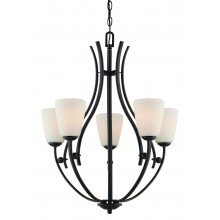 Elstead - Quoizel - Chantilly QZ-CHANTILLY5 Chandelier
