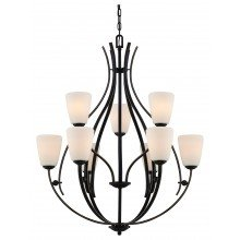 Elstead - Quoizel - Chantilly QZ-CHANTILLY9 Chandelier