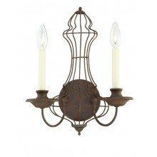 Elstead - Quoizel - Laila QZ-LAILA2 Wall Light