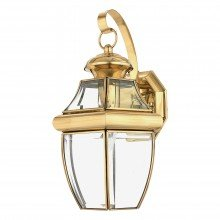 Elstead - Quoizel - Newbury QZ-NEWBURY2-M-PB Wall Light