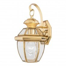 Elstead - Quoizel - Newbury QZ-NEWBURY2-S-PB Wall Light