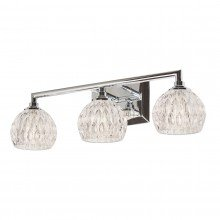 Elstead - Quoizel - Serena QZ-SERENA3-BATH Wall Light