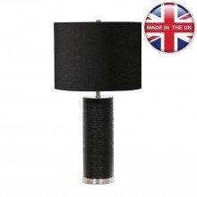 Elstead - Ripple RIPPLE-TL-BLK Table Lamp