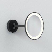 Astro Lighting - Mascali Round LED 1373011 - IP44 Matt Black Mirror