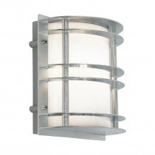 Elstead - Norlys - Stockholm ST-FLU-E27-GAL-O Bulkhead Wall Light