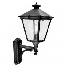 Elstead - Norlys - Turin T1-BLACK Wall Light