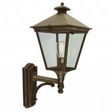 Elstead - Norlys - Turin T1-BLK-GOLD Wall Light