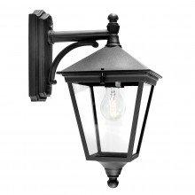 Elstead - Norlys - Turin T2-BLACK Wall Light