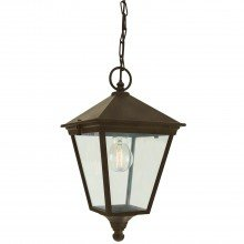 Elstead - Norlys - Turin T8-BLK-GOLD Chain Lantern