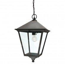 Elstead - Norlys - Turin Grande TG8-BLACK Chain Lantern