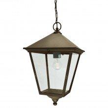Elstead - Norlys - Turin Grande TG8-BLK-GOLD Chain Lantern