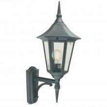 Elstead - Norlys - Valencia V1-BLACK Wall Light