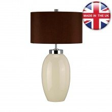 Elstead - Victor VICTOR-SM-TL-CR Table Lamp