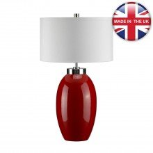 Elstead - Victor VICTOR-SM-TL-RD Table Lamp