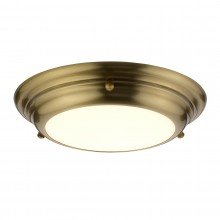 Elstead - Welland WELLAND-F-S-AB Flush Light
