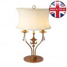 Elstead - Windsor WINDSOR-TL-GOLD Table Lamp