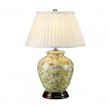 Elstead - Yellow Flowers YELLOWFLOWERS-TL Table Lamp